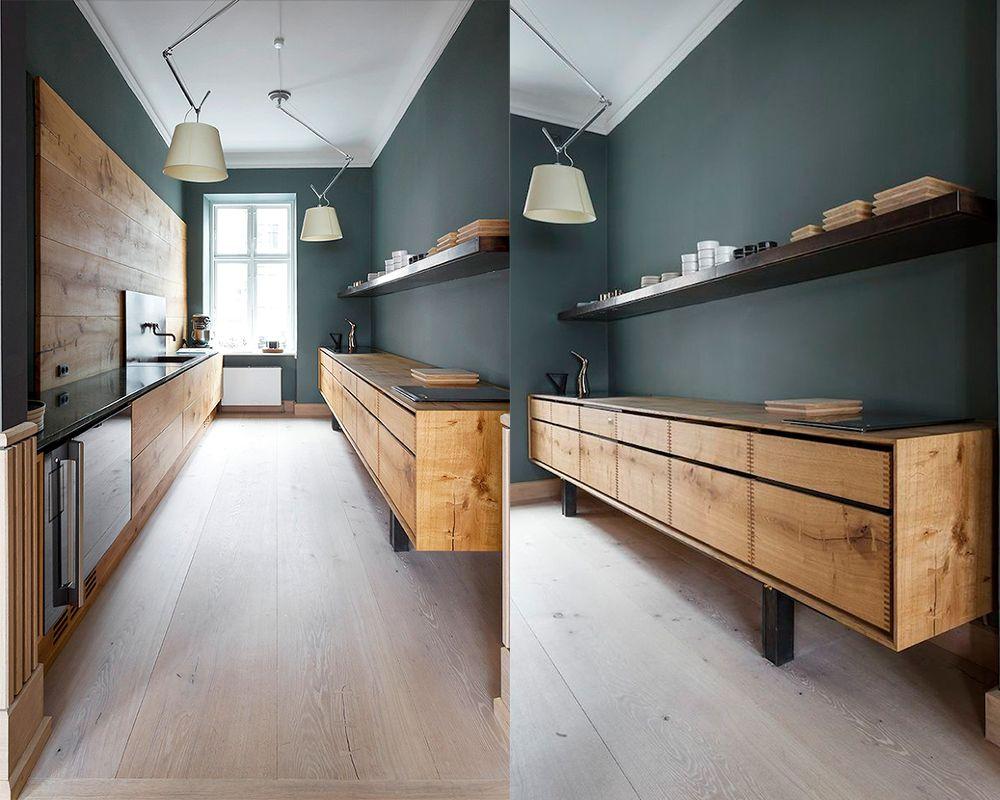 Groen in je interieur n van de interieurtrends van 2017 green interieur and go green - Interieur muur ...