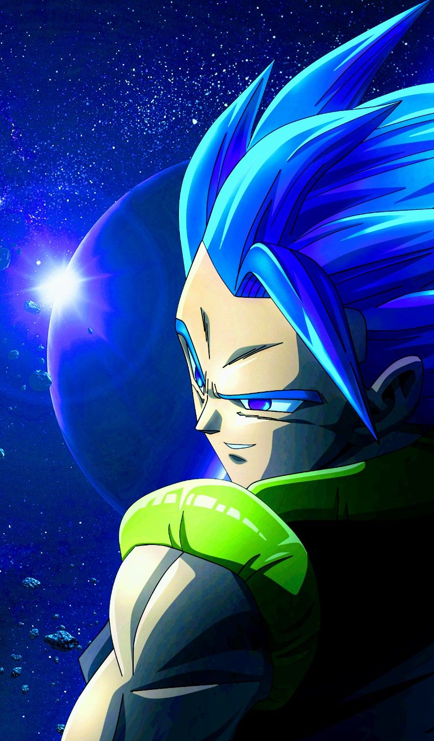Gogeta Super Saiyan Blue Dragon Ball Super Dragon Ball Image Dragon Ball Dragon Ball Super