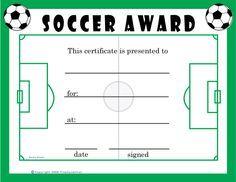 Image result for homemade soccer ball certificates therapeutic image result for homemade soccer ball certificates yelopaper Choice Image