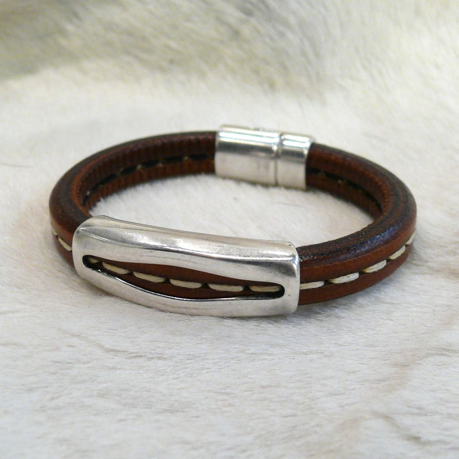 Bohemian brown 10 - BJ sieraden