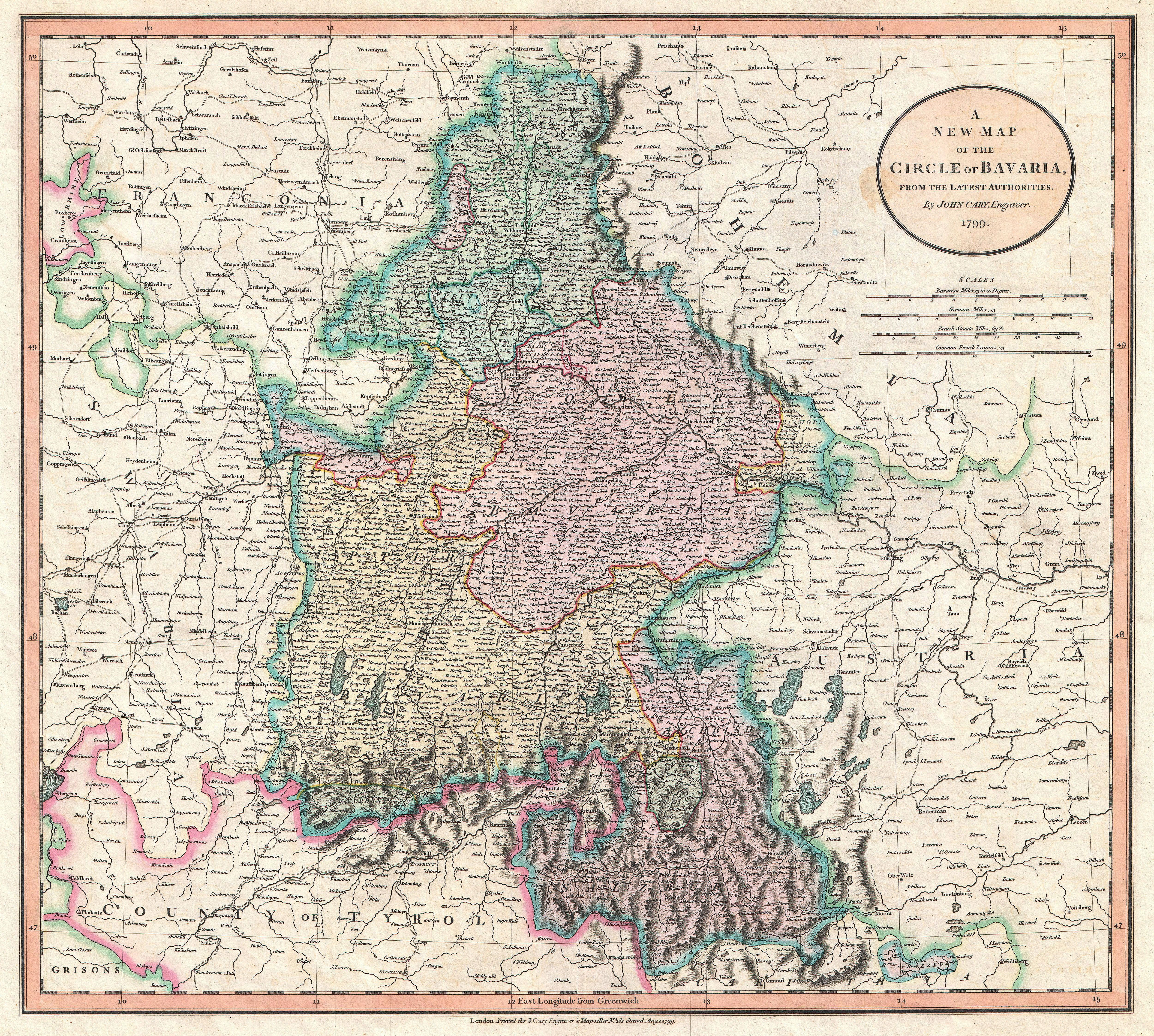 Oldworldmapofgermany Original File Pixels - Germany map size