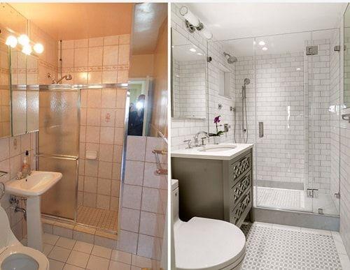 4 Stunning And Comfortable 5x8 Bathroom Remodel Ideas Bathrooms Remodel Bathroom Renovation Cost Mold In Bathroom