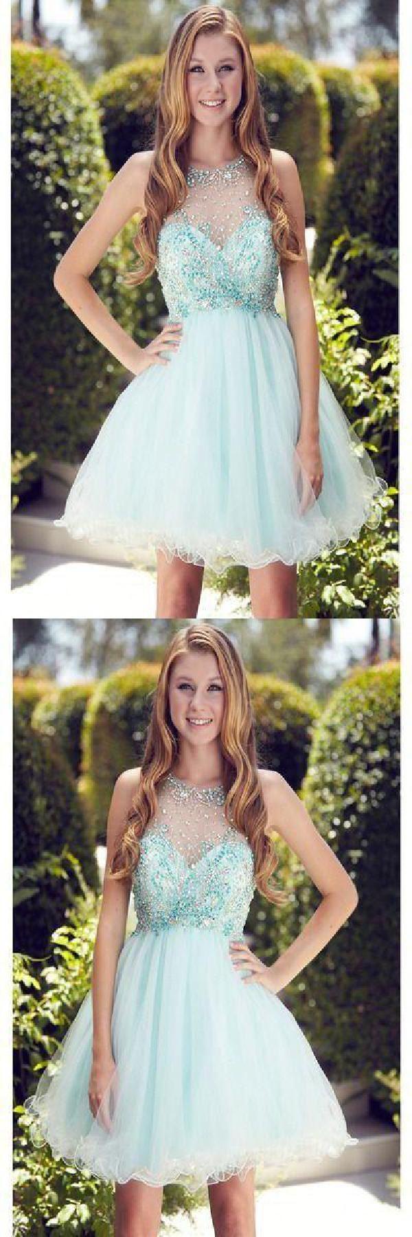 Discount engrossing light blue prom dresses short prom dresses
