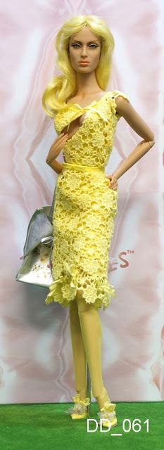 Collecting Fashion Dolls by Terri Gold: Are We Waiting For A Sybarite Sale?