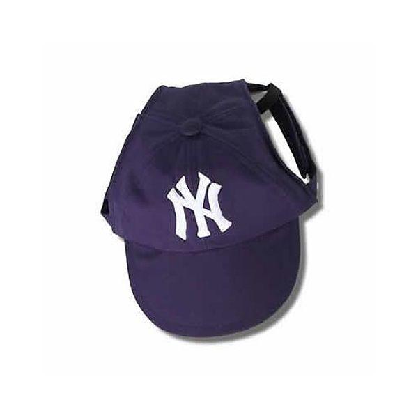 2a59bfb9 New York Yankees Dog Hat | Furbabies | Yankees hat, Cheap dog ...