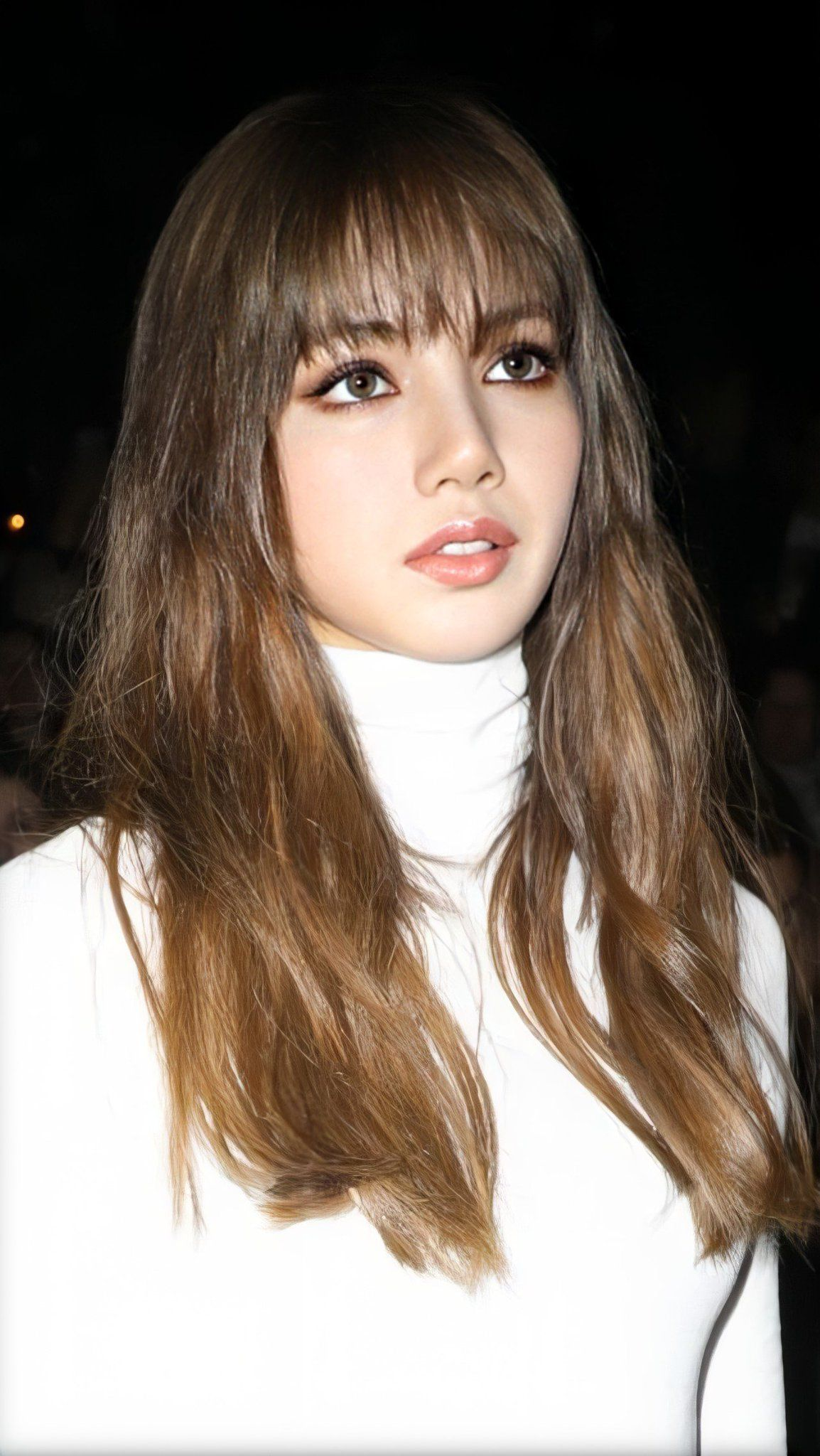 Best Of Lisa On Twitter Hairstyle Blackpink Lisa Long Hair Styles