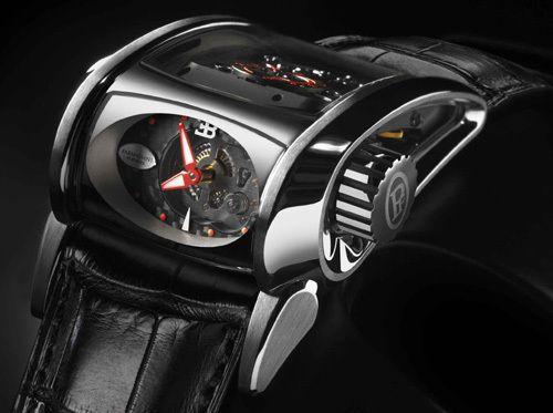Bugatti watches