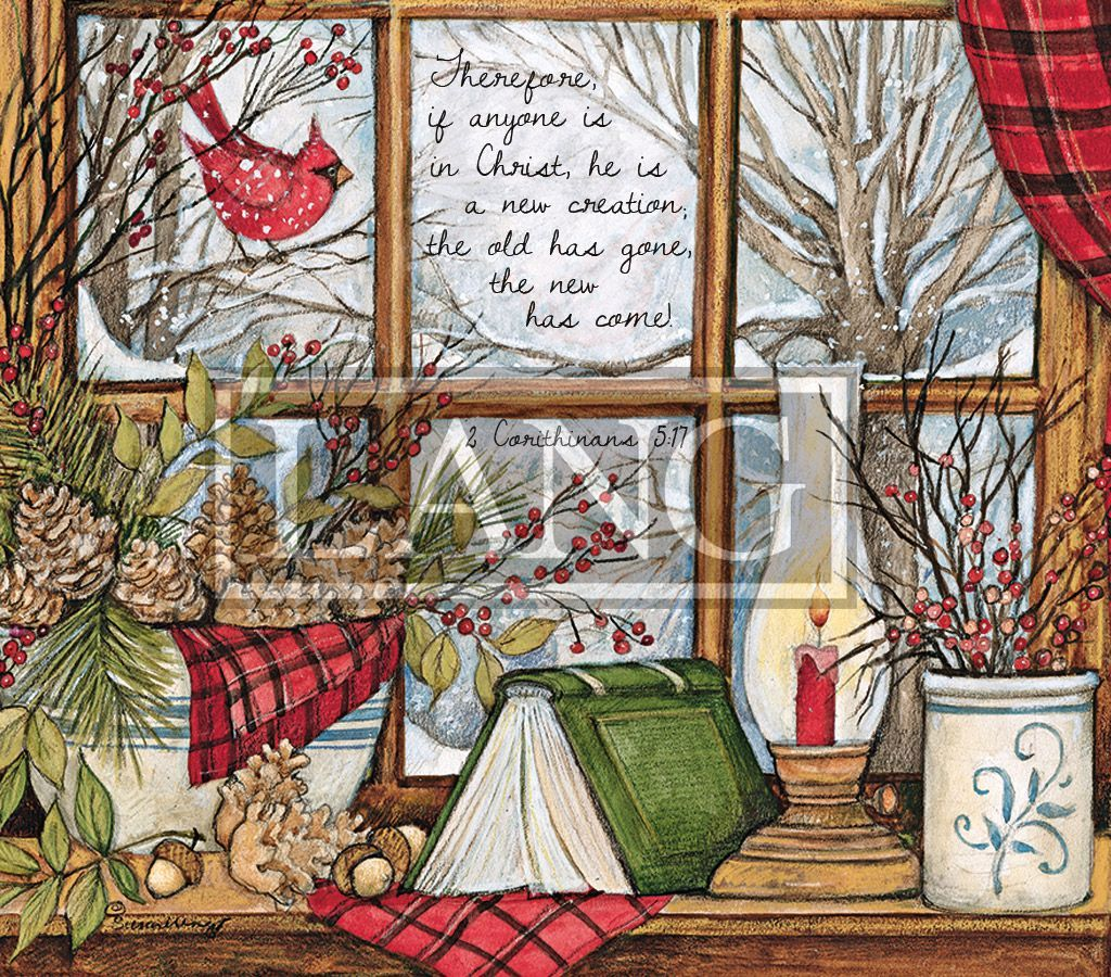 January Christmas wooden signs Art Ipad wallpaper