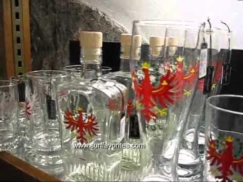 Kisslinger Crystal Glass Rattenberg Tirol Austria glasbläserei