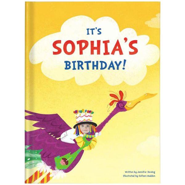 It's My Birthday! Personalized Book | Personalized books ...