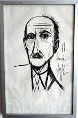 """Résultat de recherche d'images pour """"bernard buffet autoportrait"""""""