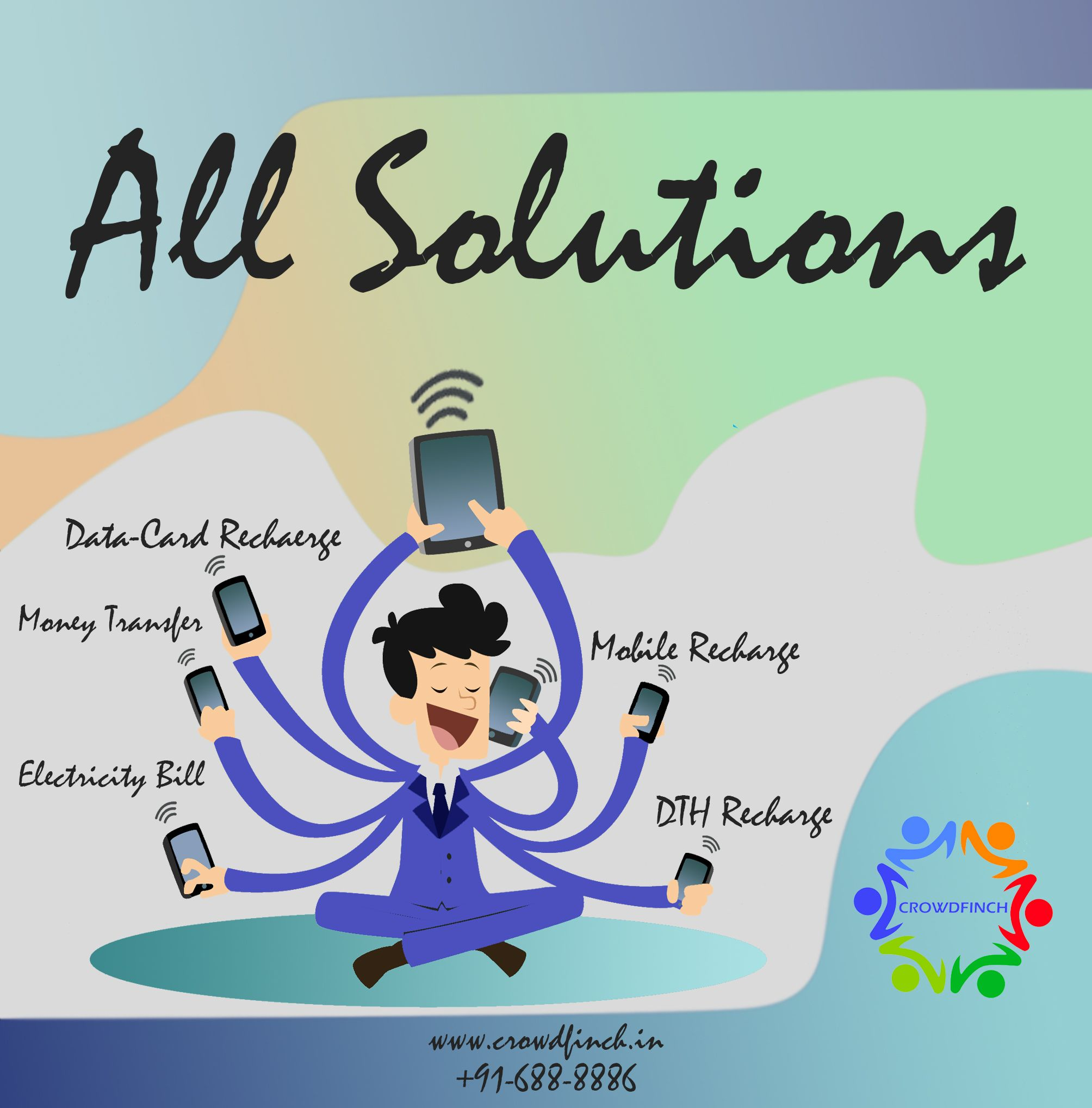 Multiple API for Recharge and Payment Business. Visit