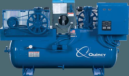 Climate Control Reciprocating air compressor, Climate