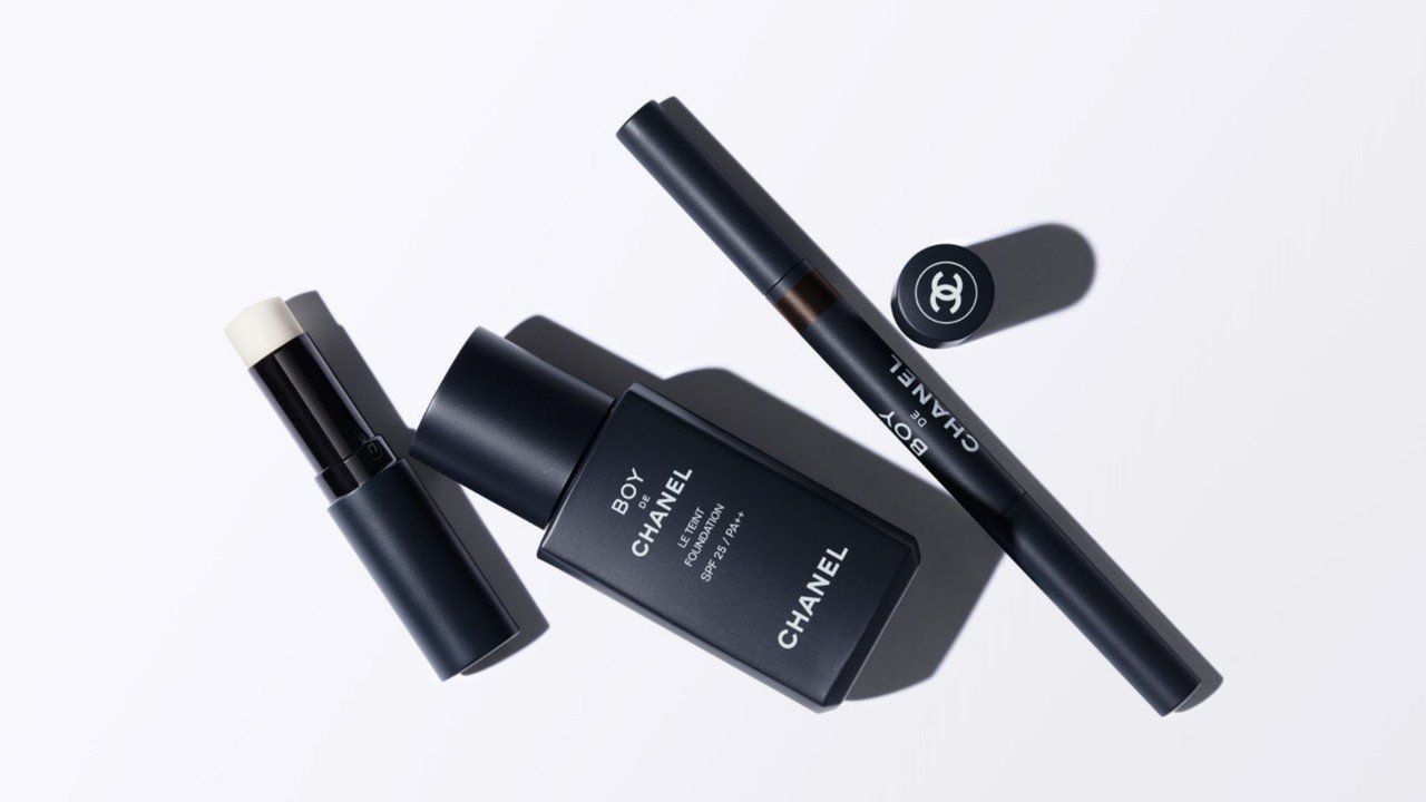 7a6d1f739471 Breaking Stereotypes with Chanel's Men's Makeup | Chanel | Chanel ...