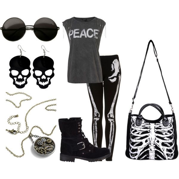 """""""Untitled #1058"""" by nearlysamantha on Polyvore"""