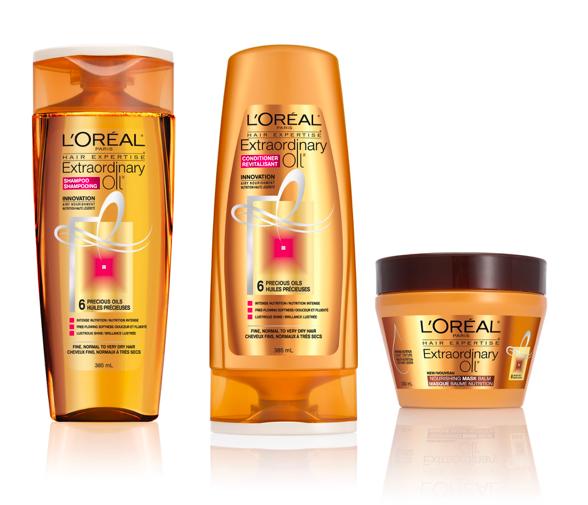 L'Oréal Paris Hair Expertise Extraordinary Oil! Trying