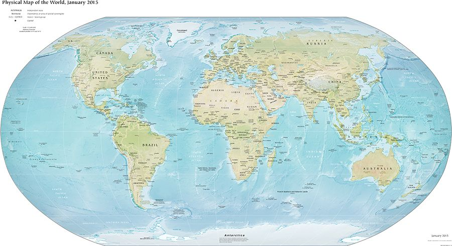 Public Domain World Map From Cia Website Sr 2017 Our Wonderful