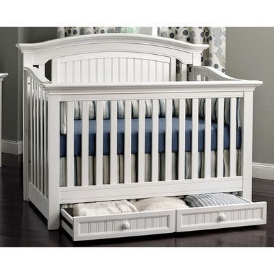 Suite Bebe Winchester Lifetime 4-in-1 Convertible Crib