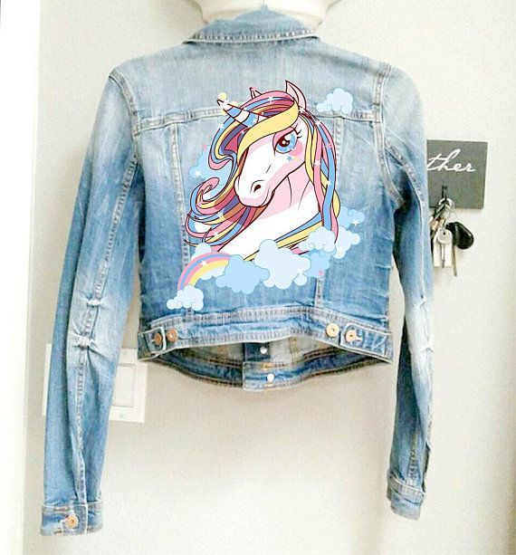 unicorn Iron on Patch unicorn embroidery applique unicorn iron on