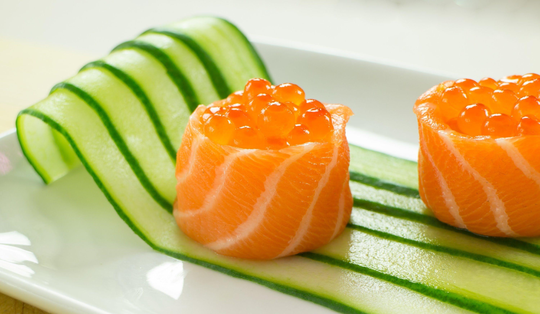 Salmon battleship sushi filled with salmon roe recipe youtube salmon battleship sushi filled with salmon roe recipe youtube forumfinder Gallery