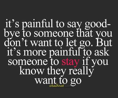 don t know how to let you go