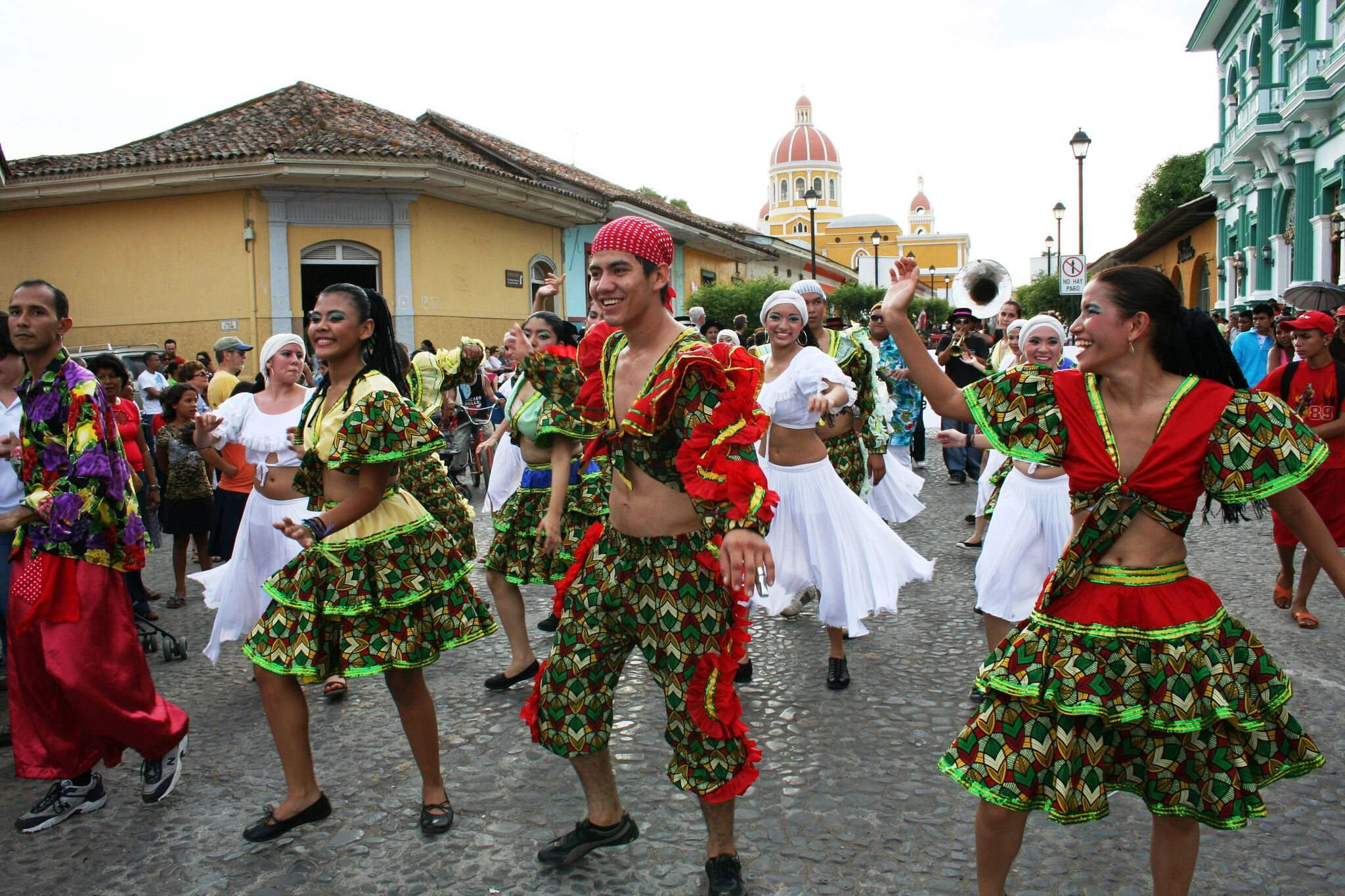 Nicaragua, die Bräuche