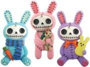 Furry Bones bunny magnets.