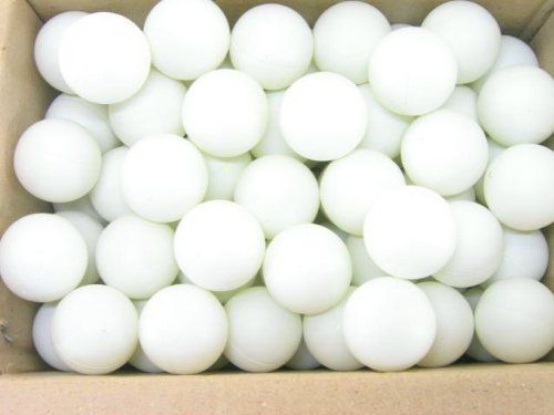 144 Practice Ping Pong Balls Beer Pong Table Tennis Carnival Games 38mm