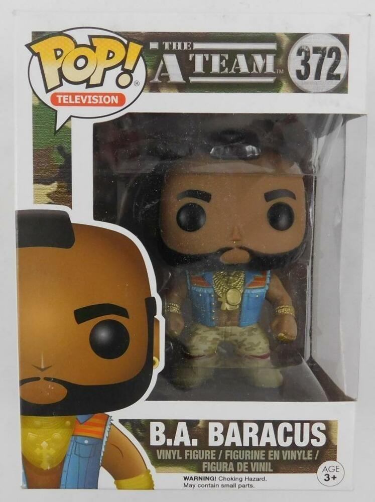 Vinyl--A-Team Vinyl B.A Baracus Pop Pop