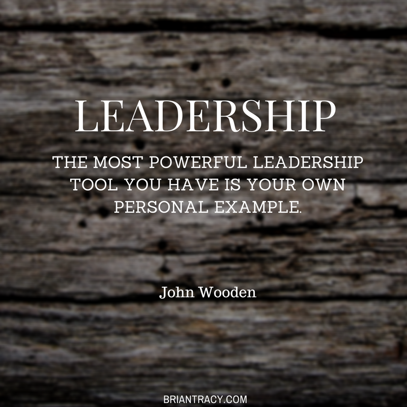 Quotes On Leaders