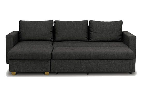 The Chicago Sofa Bed Is Perfect Solution A Tidy And Compact Modular With Option