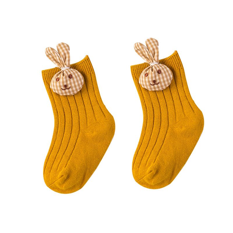 3d Cartoon Tube Cotton Kids Wholesale Socks With Images