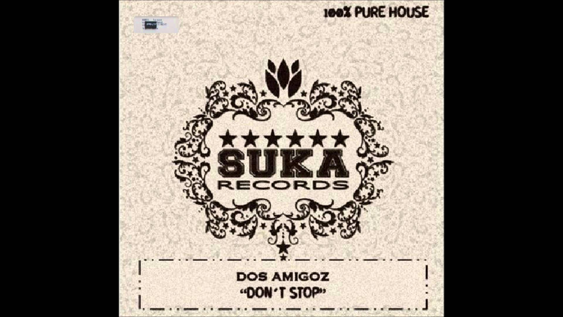 DOS AMIGOZ don't stop (remix) Mp3 song download, Mp3