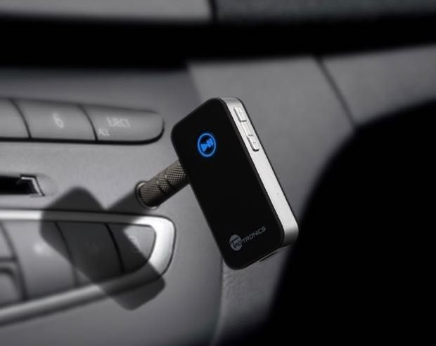 Add Bluetooth To Your Car Radio With This 16 Wireless Receiver
