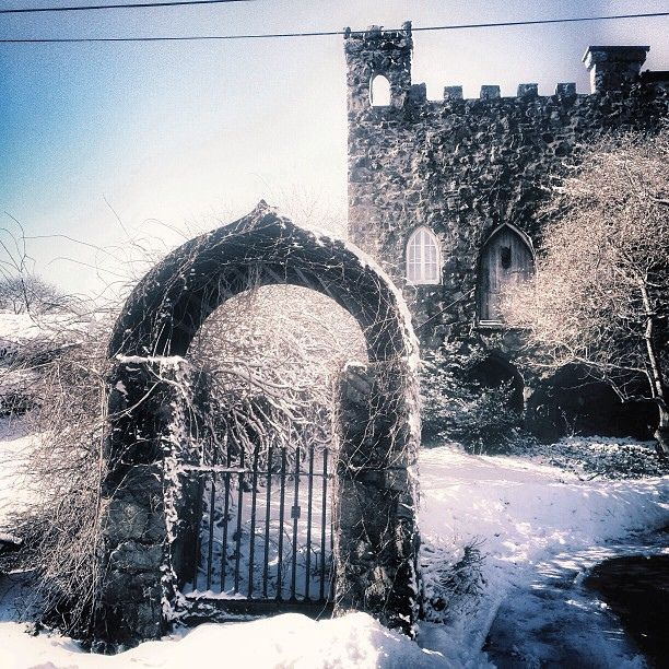Abandoned Houses In Plymouth Ma: Herreshoff Castle Marblehead Ma