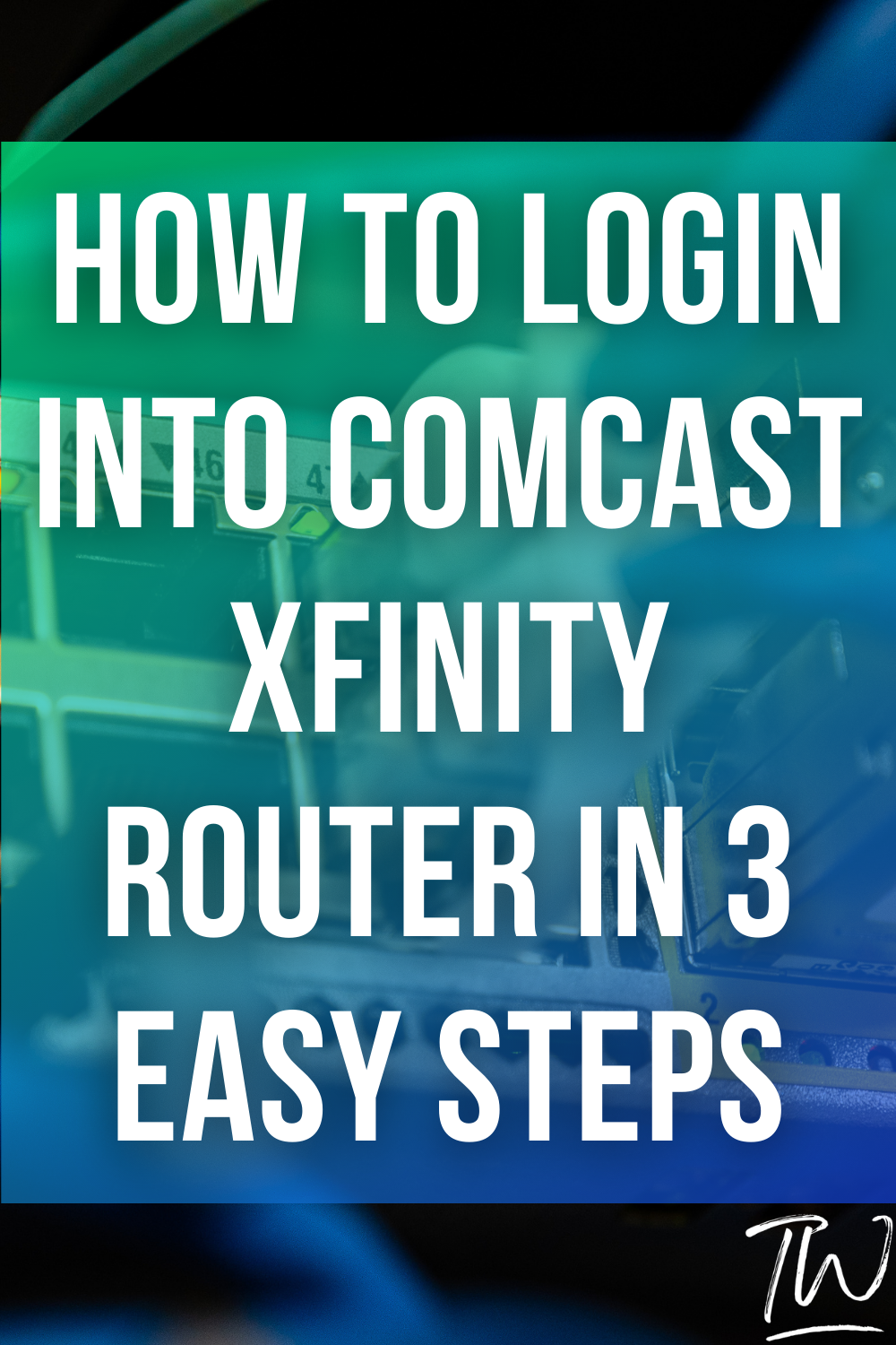 How To Login Into Comcast Xfinity Router In 3 Steps In 2020 Comcast Xfinity Router Comcast