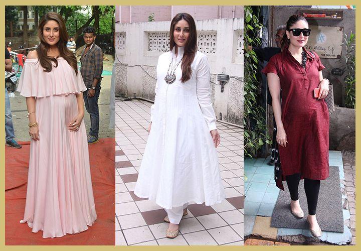 c86e10cdd8 Kareena Kapoor Khan pregnant, Maternity Fashion, MyFashgram ...