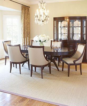 Charmant My New Dining Chairs For Dining Room In Miami..Martha Stewart Dining Room  Furniture, Larousse   Furniture   Macyu0027s