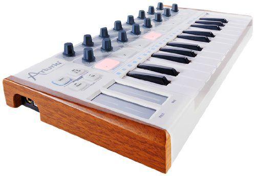 Arturia Minilab MIDI Controller - http://mixingmastering.co.uk/arturia-minilab-midi-controller/
