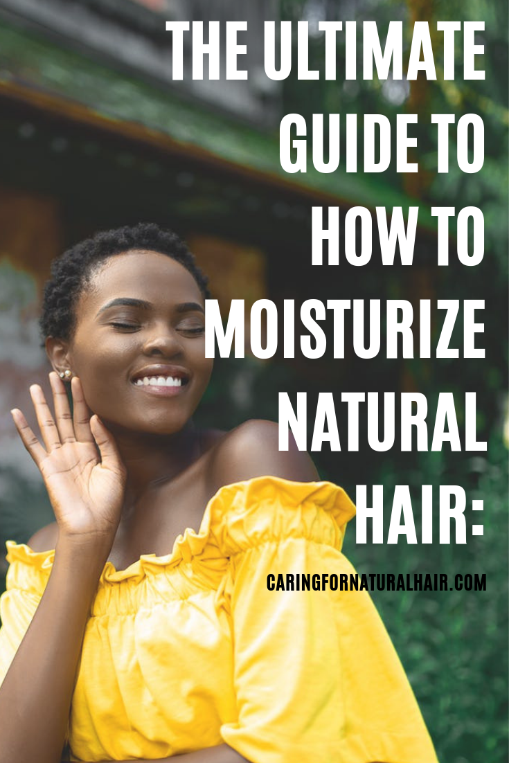 How to Moisturize Natural Hair