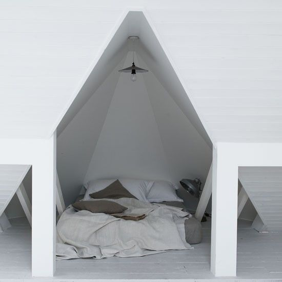 Alkoven Schlafzimmer Wohnideen Living Ideas
