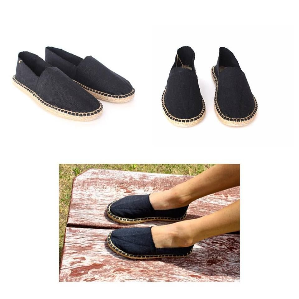 Beautiful sustainable espadrilles for men and women