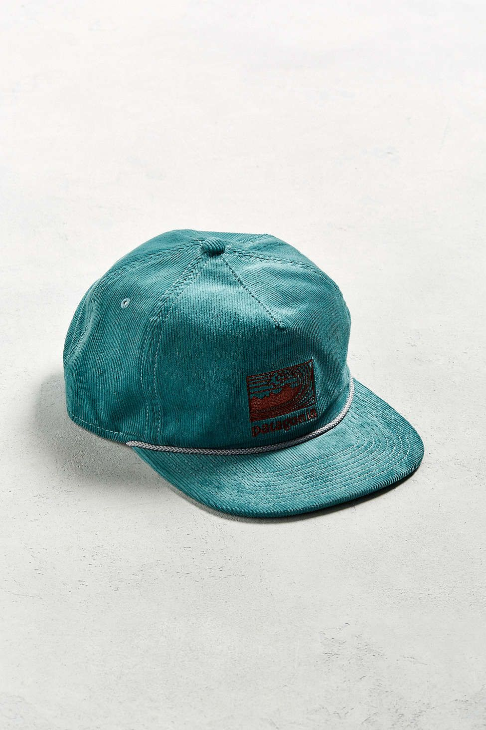 7a0ca24152e Patagonia Framed Fitz Roy Corduroy Hat