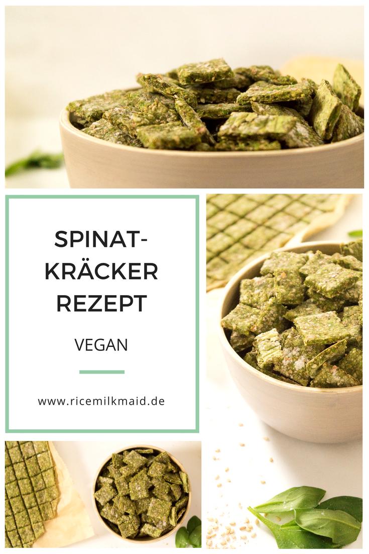 Spinat kr cker rezept c snacks rezepte vegane for Kuchen schmidbauer