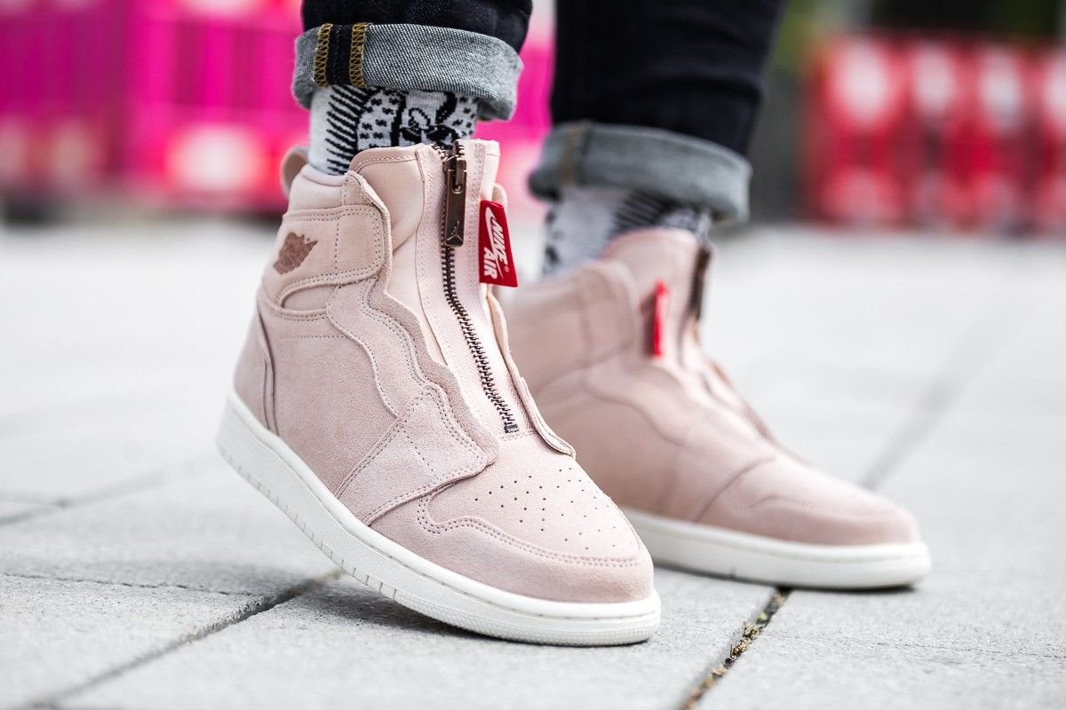 new arrival c94d6 1d347 Air Jordan - Wmns 1 High Zip