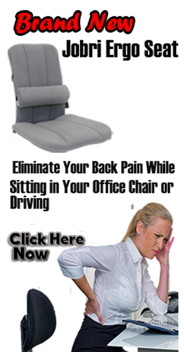 Pin on Back Pain Relief Items