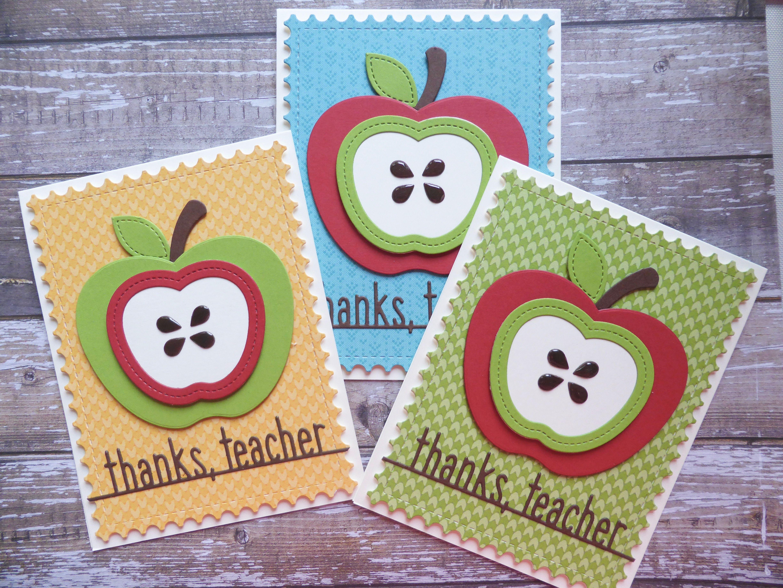 teacher appreciation cards lawnfawn  teacher
