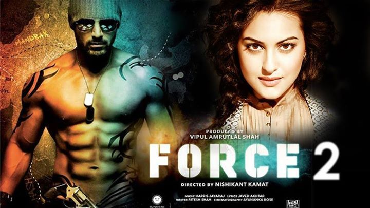 Force 2 Movie Review Bollywood Movie Review Hindi Movies 2016