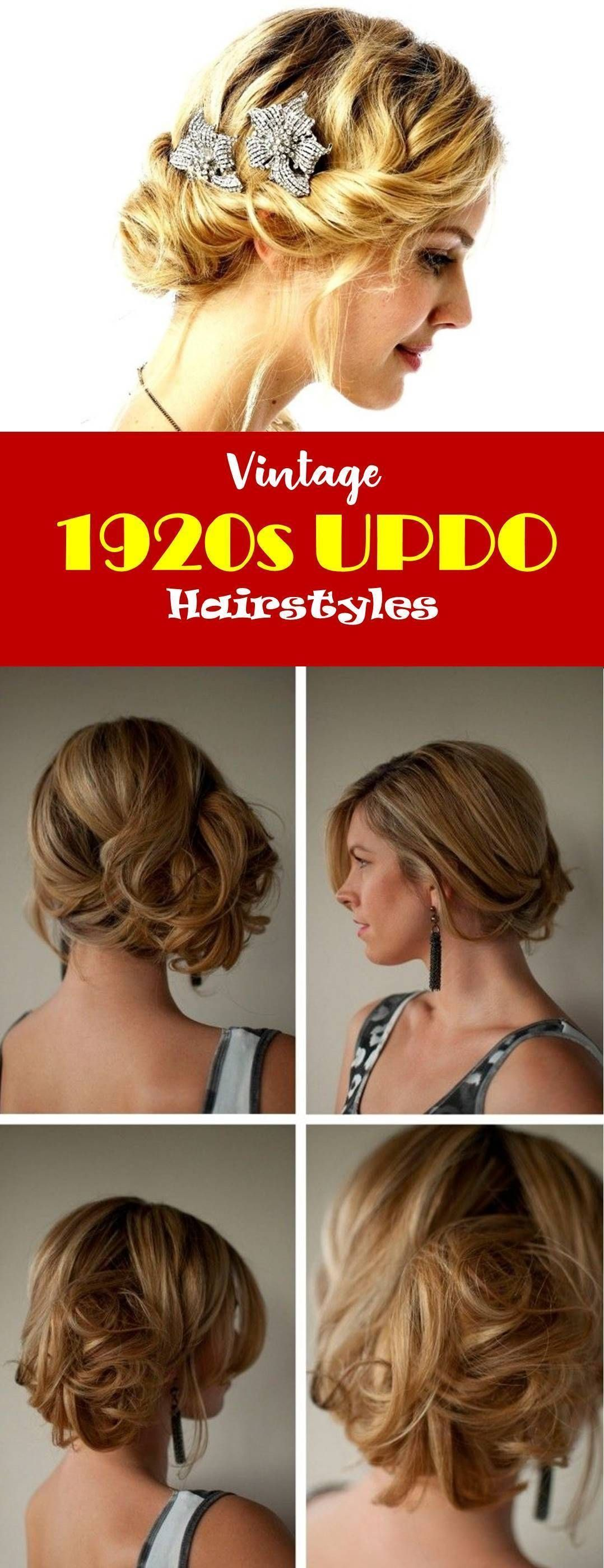 Hairstyles For Long Hair Top Vintage 1920 S Updo 1920slonghair Hairstyles For Long Hair Top Vintage 1920 S Updo Hairstyles Updo 1920s Hairtop 1920slonghai Long Hair Styles Hair Styles 1920s Long Hair