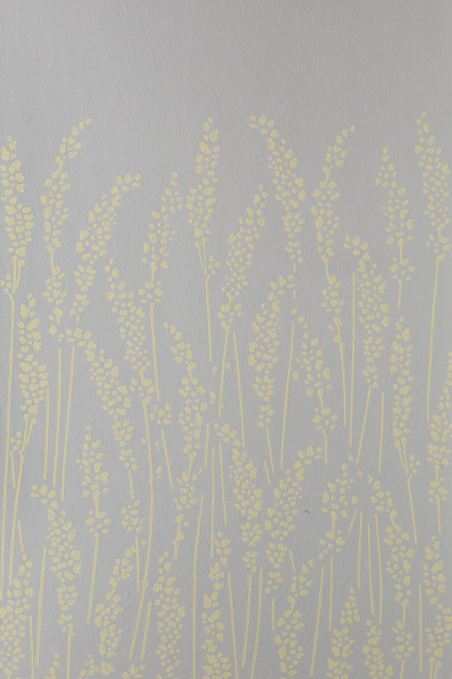 Farrow & Ball Feather Grass Wallpaper in 2020 Farrow